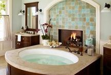 Home: Bathroom / by Mindy Browning