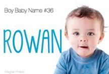 Family: Baby Names / by Mindy Browning