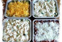 Food: Crockpot & Freezer Meals / by Mindy Browning