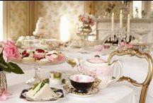 vintage TEA PARTY / by Vintage Dish Rental