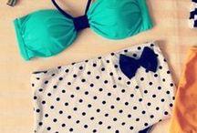 {Sultry Swimwear}