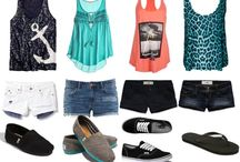 Spring/Summer Outfits ⛅️☀️ / Fashion / by Pricila Leon-Ibarra