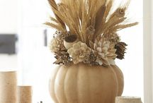 Fall Decorations / by Malyn Teep