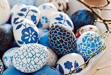 Easter / Wielkanocne ozdoby i przysmaki