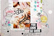 Beautiful layouts & creative cards / by Femmie van der Meijden