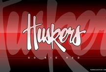 ~Nebraska-Huskers!~ / by Kylee Schaffer-Smedra