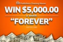 It's All About Winning :) / We love seeing people win at PCH! Our favorite winning moments!  / by Publishers Clearing House