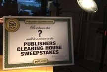 Lucky the Big Check / The PCH member EVERYONE hopes to meet. / by Publishers Clearing House