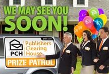 PCH Prize Patrol / by Publishers Clearing House