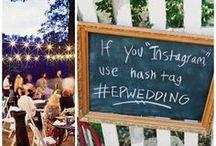 Growing Wedding Trends / Growing trends in the wedding industry.