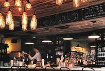 Bars Restaurants Cool Locales