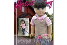 American Girl Patterns / by Deadra Dewbre