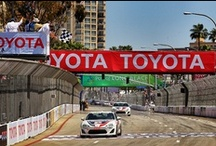 Toyota Pro/Celebrity Race / The Toyota Pro/Celebrity race is one of the longest-running, corporate sponsored events of its kind. Since 1991, Toyota has donated more than $2 million to the Racing for Kids organization, on behalf of this race and its participants. / by Toyota USA