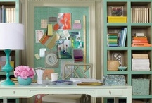 Craft Room / Home Office / by Francisca Perez