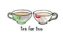tea time / love tea cups / by Kathleen Jarrach