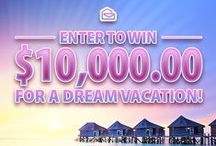 Dream Vacation / Ideal getaways! / by Publishers Clearing House