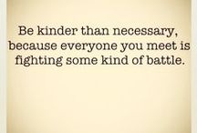acts of kindness / by Kathleen Jarrach