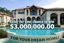 Dream Home / How you would you design your dream home? / by Publishers Clearing House