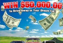 Dream Drive / You can win your dream car! / by Publishers Clearing House