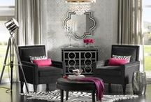 Pops of Color / Quick and easy ideas to liven up your home decor. / by 55 Downing Street