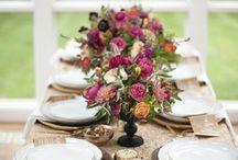 Pretty Tables / by Francisca Perez