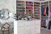 Closet & Dressing Room / by Francisca Perez