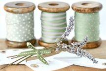 Ribbon & Threads