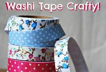 Washi Tape Projects / by Francisca Perez