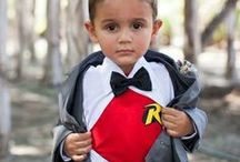 Flower Girl/Page Boy  / Ideas for Flower Girls and Page boys