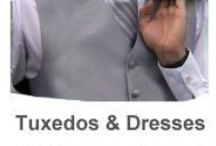 CMWA Tuxedos  / The best vendors in Central Minnesota that can help you with your Tuxedo needs! #Minnesota #Weddings #WeddingPlanning #CentralMN