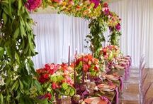 Wedding | Tablescapes / Table settings for your special day that will fit any bridal style.