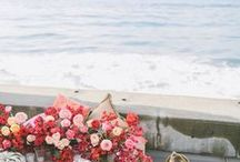 Wedding | Beach Inspired / Style, Fashion, and Beauty for planning the perfect beach wedding.