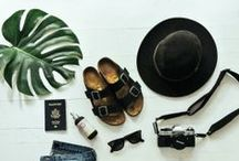 Hawaii | Your Suitcase / { What's in your suitcase? } Okay MWH gals, We've got some style inspiration to help you get ready for your trip to Hawaii. Whether you've just planned your destination wedding, you've been invited to one, finally going on your honeymoon or just coming for a visit- MWH has our favorite styles!  Now start packing &  see you soon! //// FOLLOW us @modernweddinghi