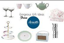 Arnotts & WOL Wedding Gift Ideas