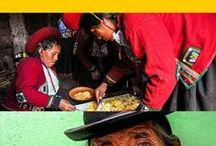 Peru/Bolivien Reisetipps / Ist es vorstellbar, dass die Inka tonnenschwere Steinquader auf 2.360 Meter geschleppt haben, um auf dem Machu Picchu eine Stadt zu bauen? Dass ganze Dörfer auf dem Titicaca-See schwimmen? Dass es eine zweite Sixtinische Kapelle gibt? Dass jemand kilometerlange Figuren in den Wüstensand gemalt hat? Dass der vielzitierte »Nabel der Welt« tatsächlich existiert? Das kann man sich nicht vorstellen, das müssen Sie mit eigenen Augen gesehen haben.
