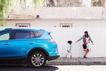 Road Trip to Ojai / The all-new #RAV4Hybrid - how far will you take it?