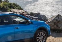 Road Trip to Northern CA Coast / The all-new #RAV4Hybrid - how far will you take it?