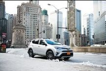 Cityscapes / Exploring some of our nation's top cities and landmarks.  / by Toyota USA