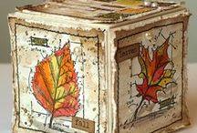 Wood block Art / ATB's