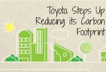 Love Your Enviroment / Reducing our impact by operating and living an eco-friendly lifestyle.