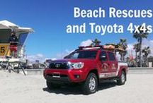 Beach Life / Let us help you escape to the beach!  / by Toyota USA