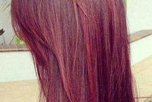hair / by Katharine Kelsey