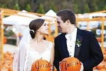 Fall Wedding / Autumn weather- one of the beautiful times of the year, especially for a wedding! https://www.appycouple.com/signup?q=signup&color=neutral / by Appy Couple