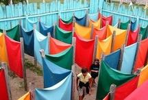 Colores y formas / Vivimos entre colores y formas / by Susana Munay