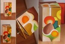 Muebles pintados / by Susana Munay