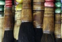 Pinceles  -  Brushes / by Susana Munay