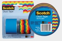 Style that Sticks: New Products / by Scotch Colors and Patterns Duct Tape