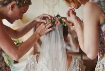 sister weddings / by Stella Luna