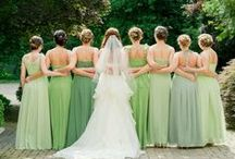 Green Wedding Story / Green is a gorgeous color to incorporate into your wedding. Check out some inspiration on this board! https://www.appycouple.com/signup?q=signup&color=green / by Appy Couple