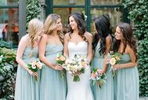 Seafoam Wedding Story / Seafoam colors help bring an ocean theme to your wedding. Check out some inspiration here! https://www.appycouple.com/signup?q=signup&color=blue / by Appy Couple